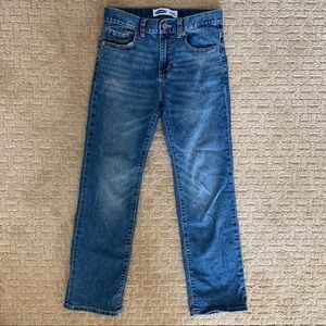 Old Navy boys straight jeans